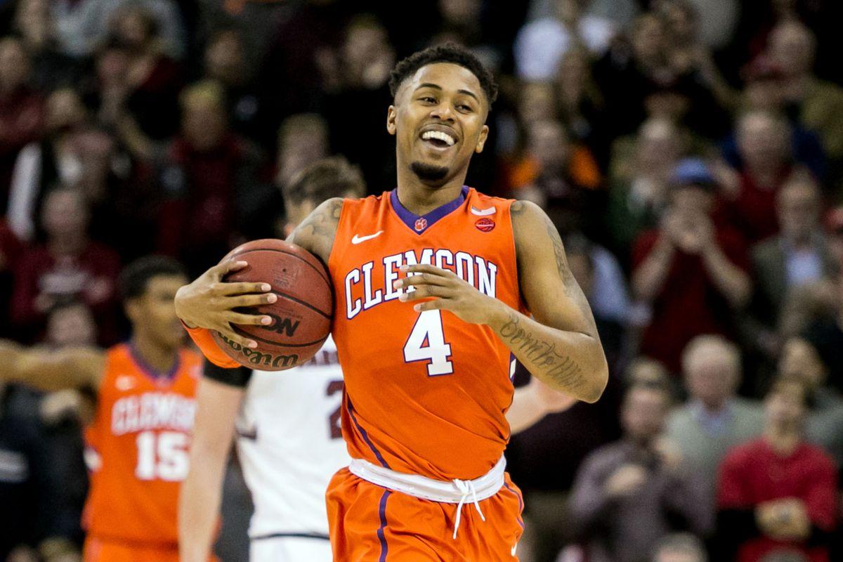 NCAA Basketball: Clemson at South Carolina