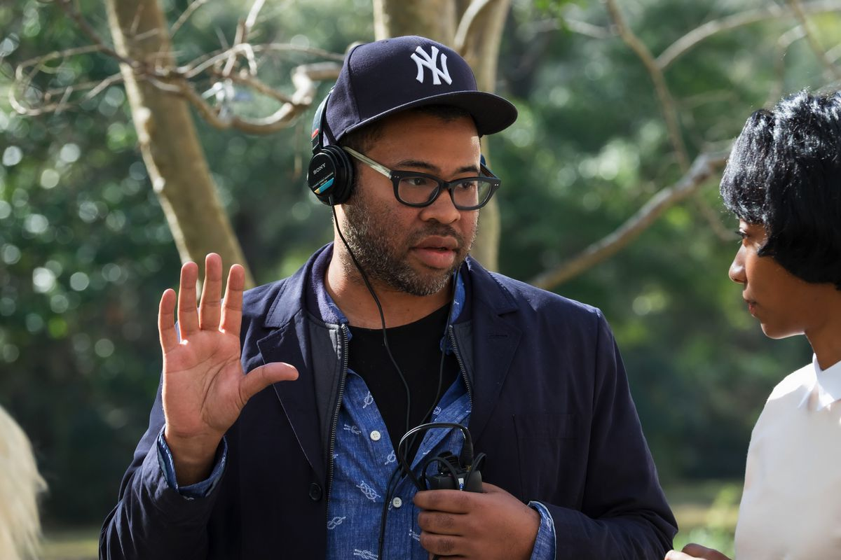Get Out Director Jordan Peele Wants To Change People S Minds With