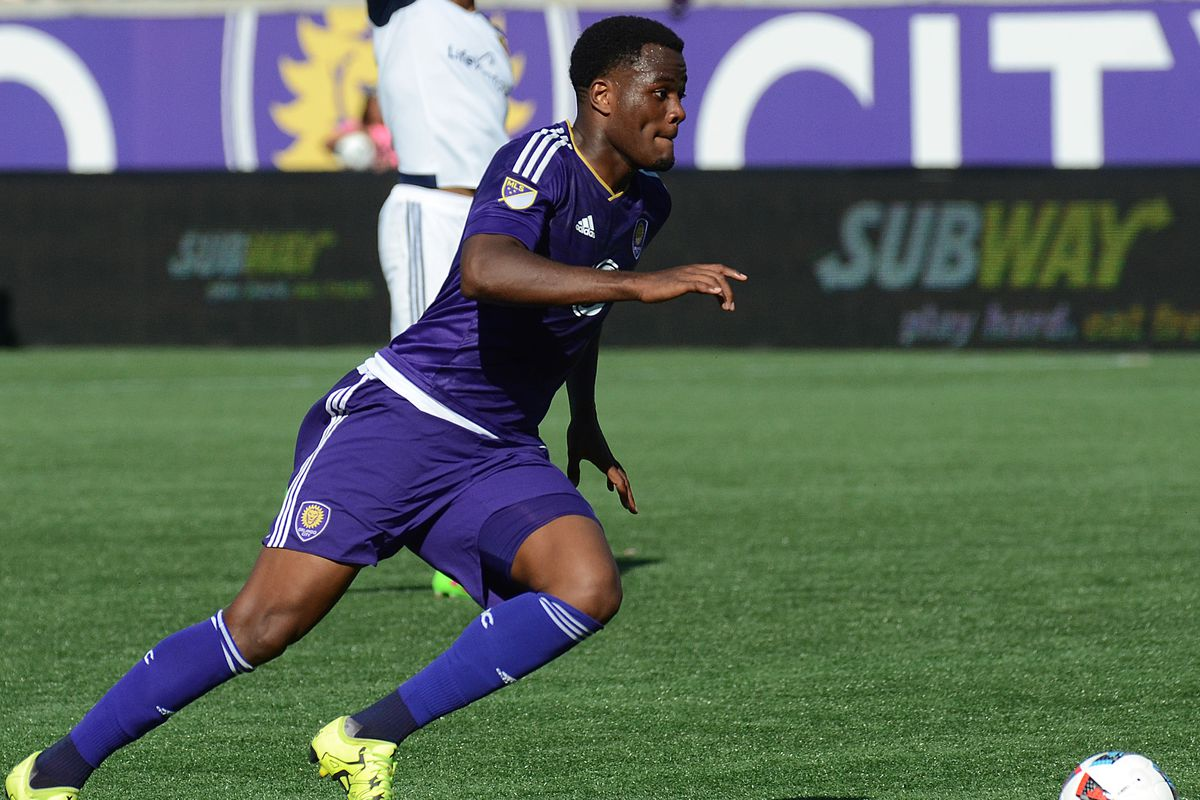 Cyle Larin looks forward to more goals and a win tonight in New York City.