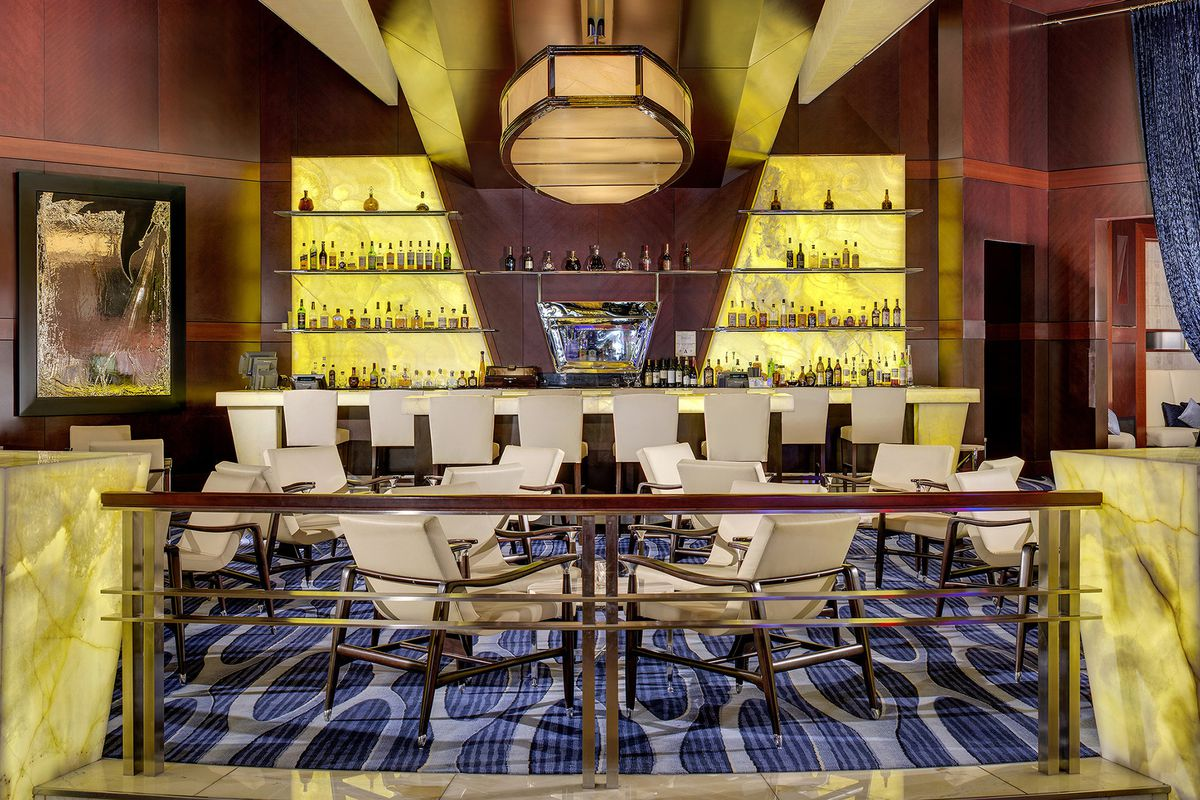 Onyx Bar Ups the Ante with Whiskeys and Cigars - Eater Vegas