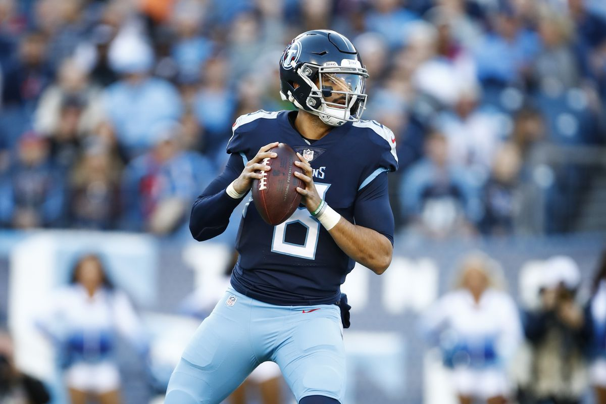 45efa1dd858 All-22 Review: Marcus Mariota and Taywan Taylor fuel furious second half  comeback win over the Jets