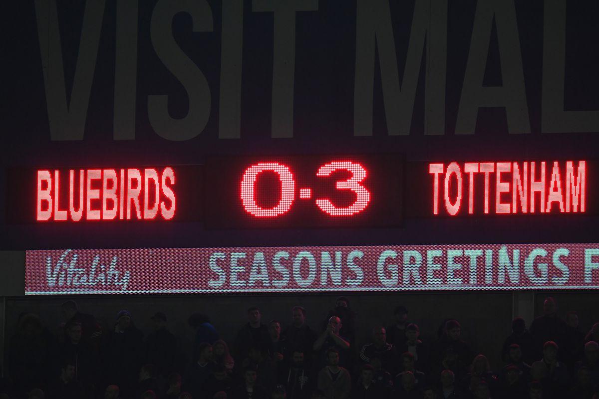 Cardiff City v Tottenham Hotspur - Premier League