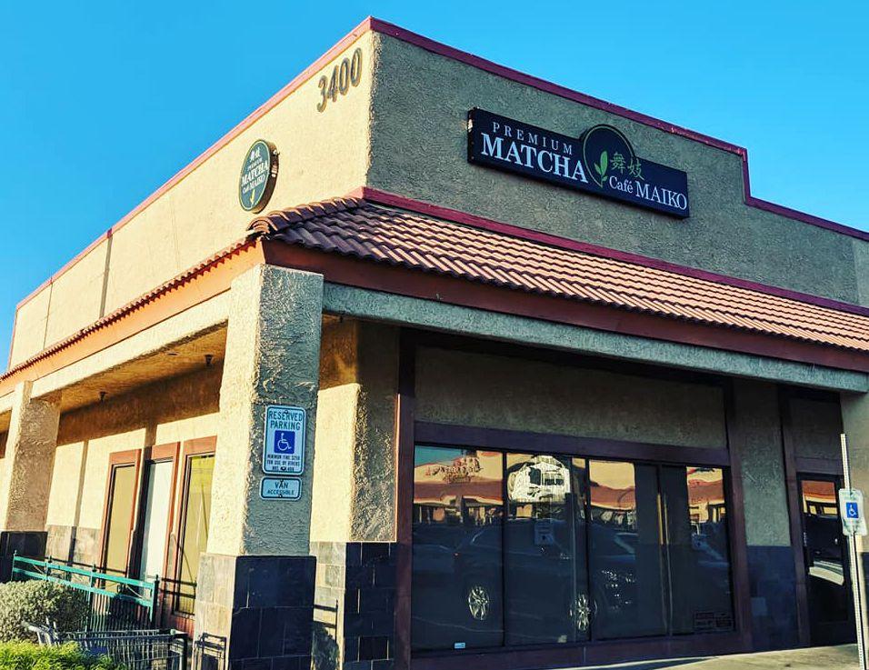 Matcha Cafe Maiko exterior