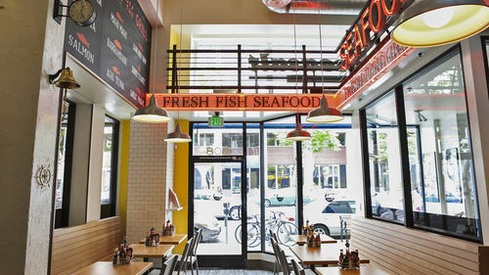Seasalt fish grill quickly grows with eatery downtown for Seasalt fish grill