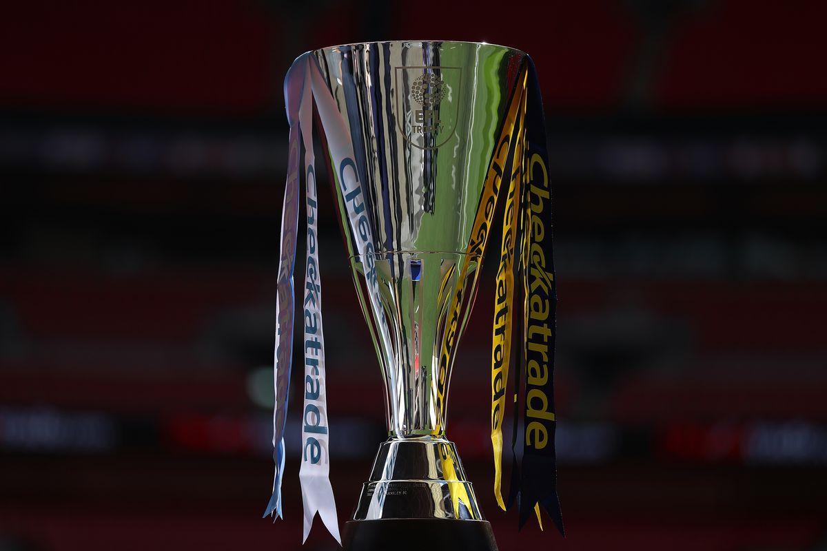 Coventry City v Oxford United - EFL Checkatrade Trophy Final