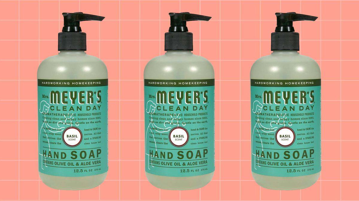 Hand Soap Aisle