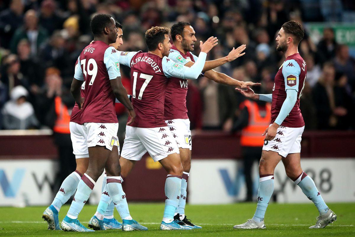 Aston Villa v Wolverhampton Wanderers - Carabao Cup - Fourth Round - Villa Park