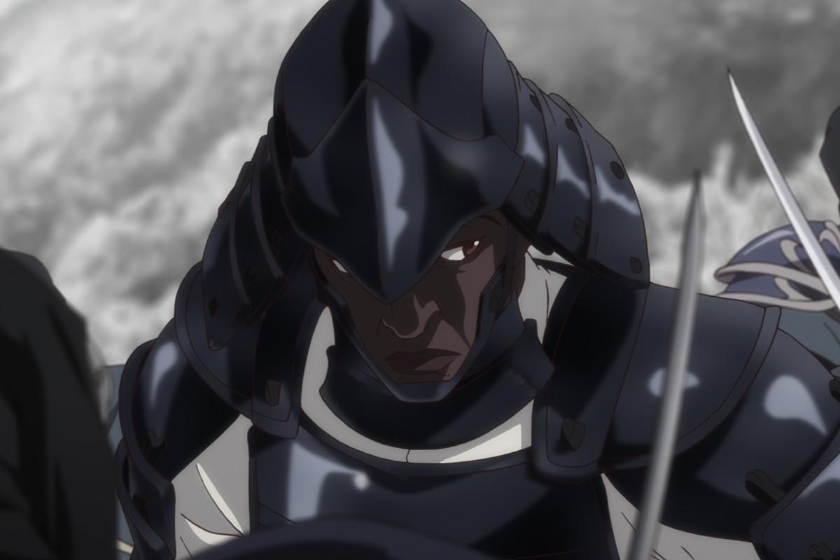 Yasuke from the Netflix anime of the same name