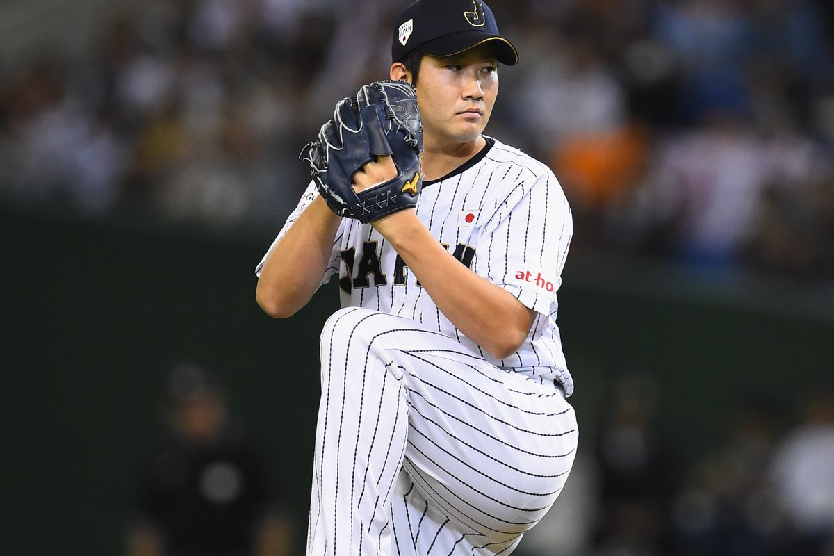 Japan v Mexico - WBSC Premier 12 Third Place Playoff