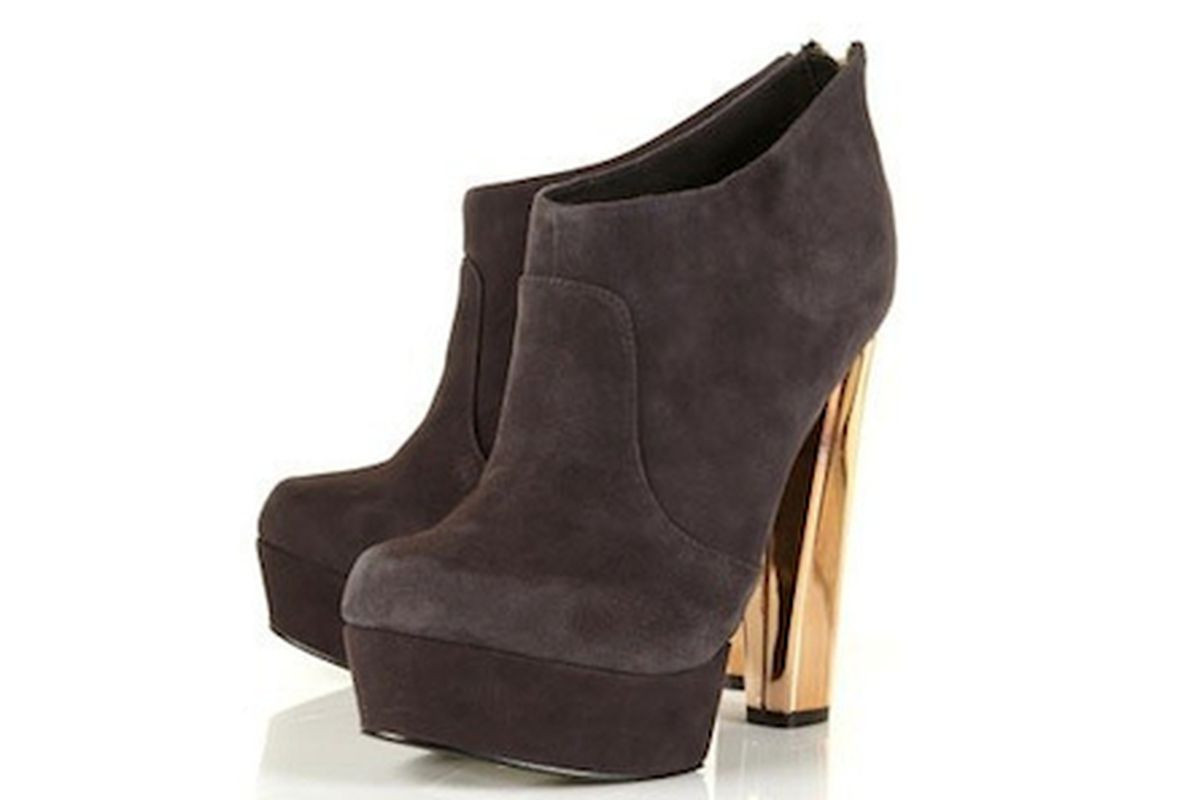 """How we celebrate National Booty Awareness Month. Image via <a href=""""http://www.stylelist.com/2011/09/20/booties-for-fall-stylelis_n_972278.html"""">Styleist</a>"""