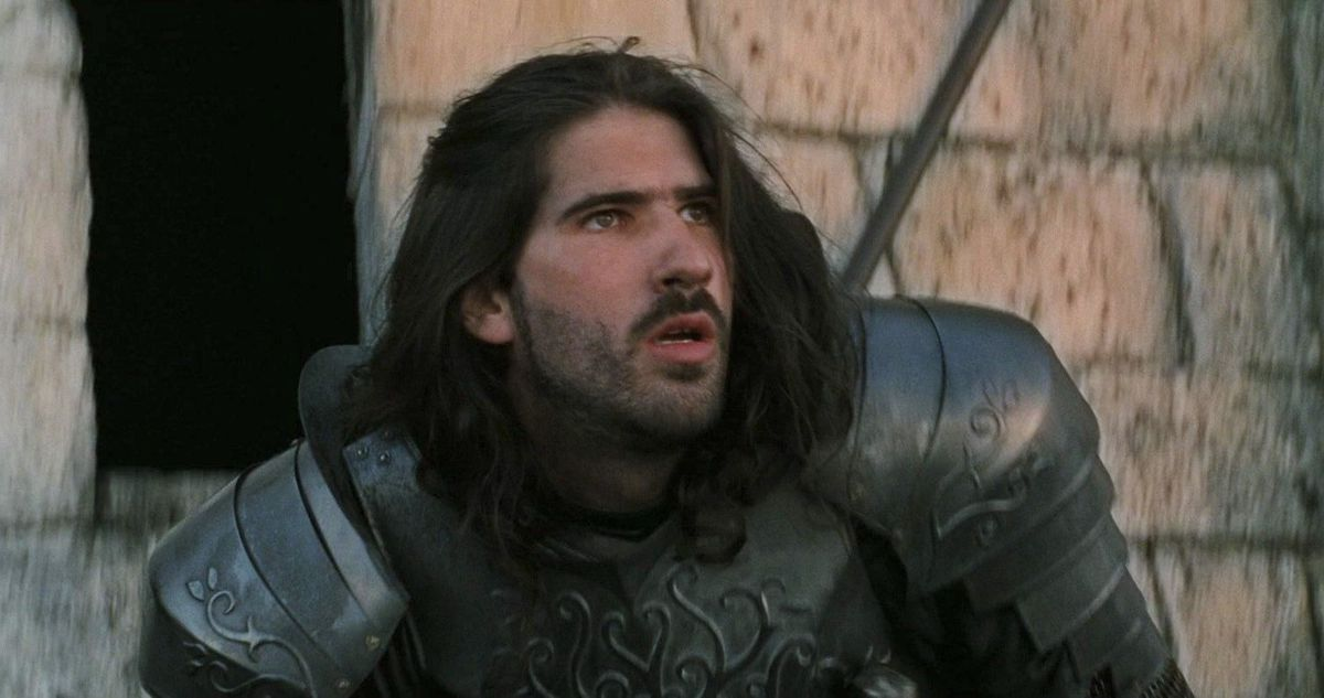 Christian Rivers cameo in Lord of the Rings: Return of the King