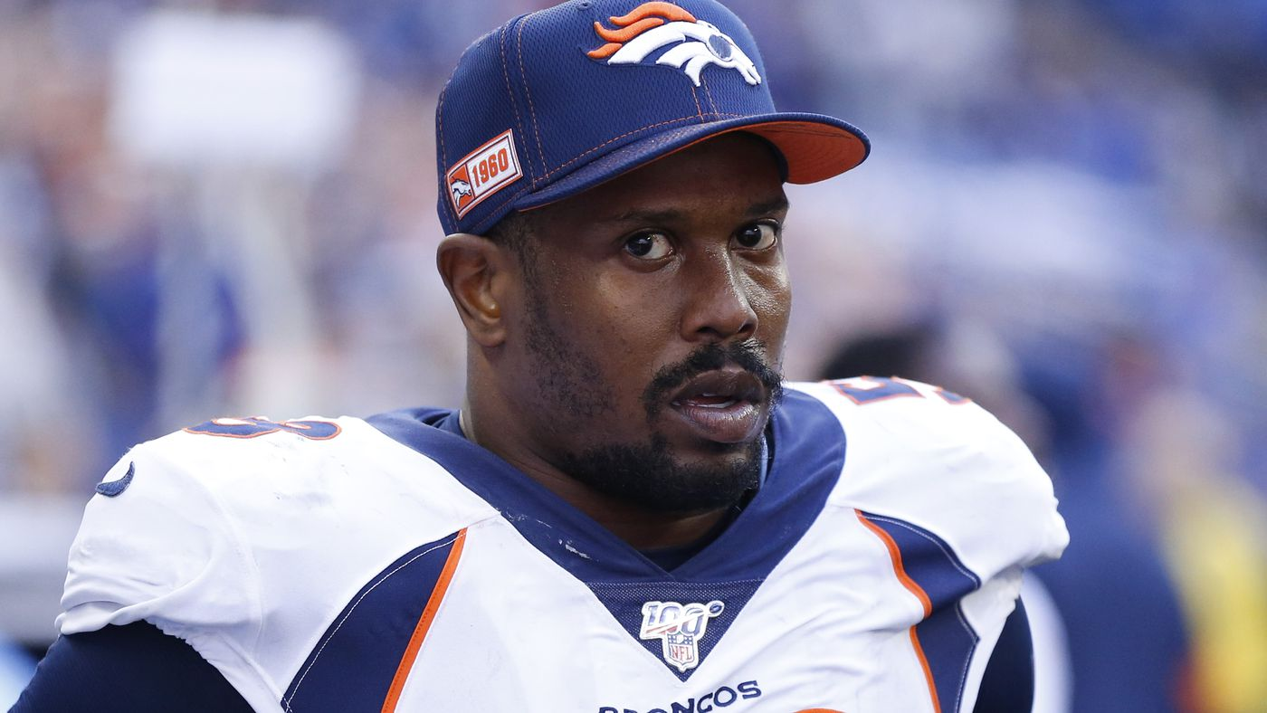 Buffalo Bills opponent preview: Denver Broncos wrecking ball Von Miller