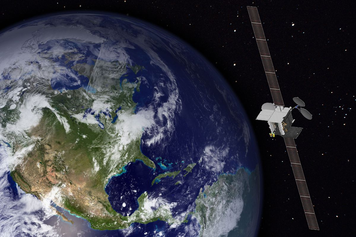 New Terabit Internet Satellites Will Deliver Highspeed Internet - Recent satellite images of earth