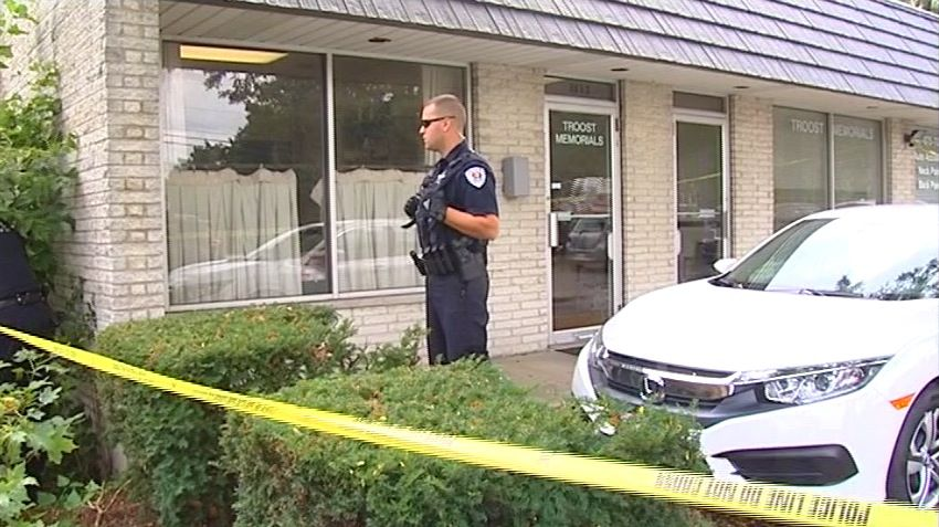 Police investigate after armed intruders bound employees at a Skokie business, stole the owner's house keys and ransacked his home. | Network Video Productions