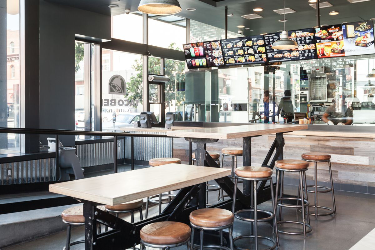 Taco Bell Cantina Confirms Berkeley Location While Sf Store Still