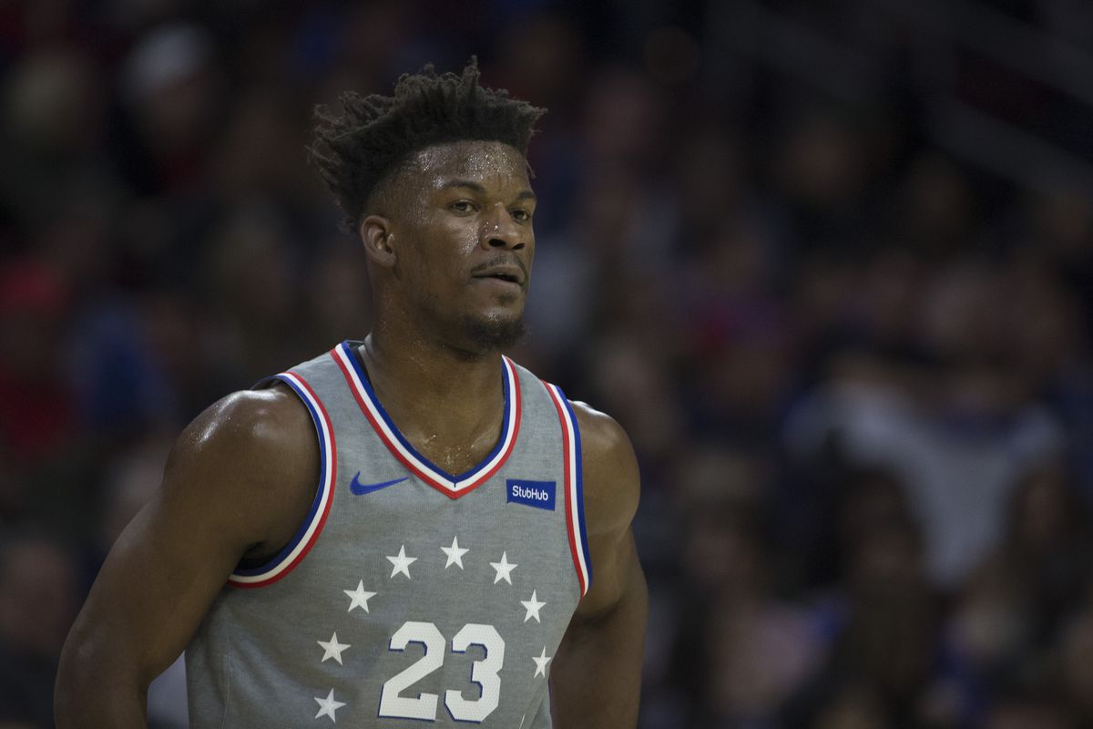 7017d4a311e9 NBA Trade Rumors  Jimmy Butler had interest in being dealt to Lakers ...