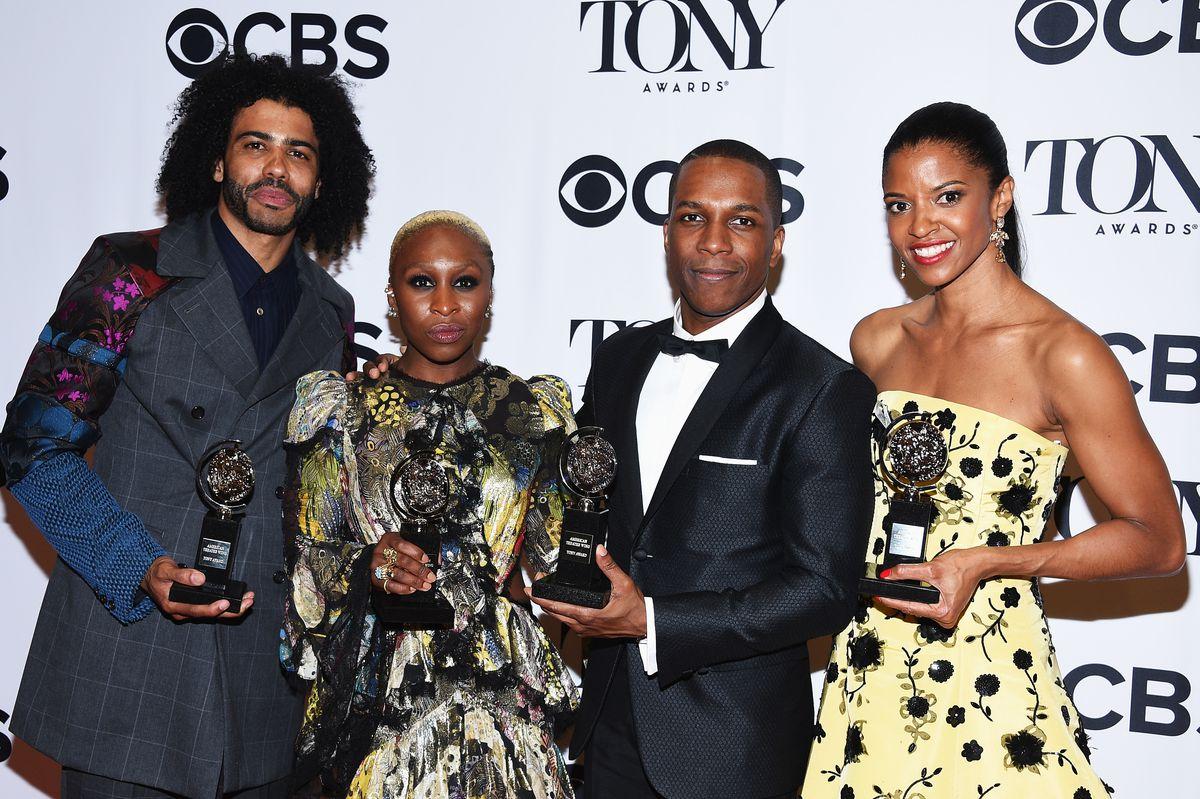 Tonys musical winners