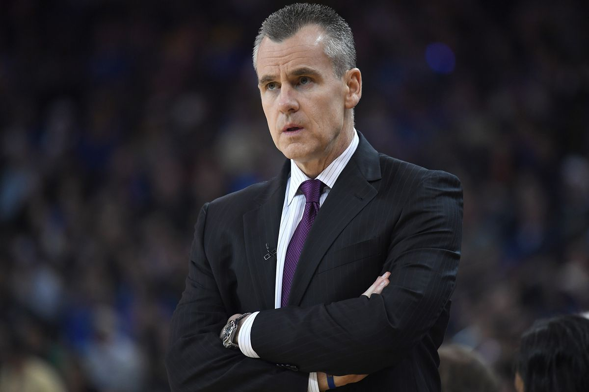 billy donovan - photo #12