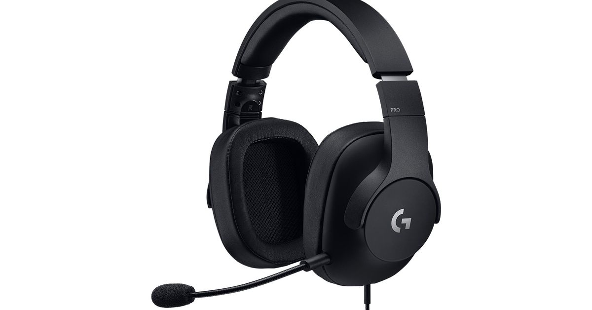 Logitech S New Headset Shows It S Serious About Capturing
