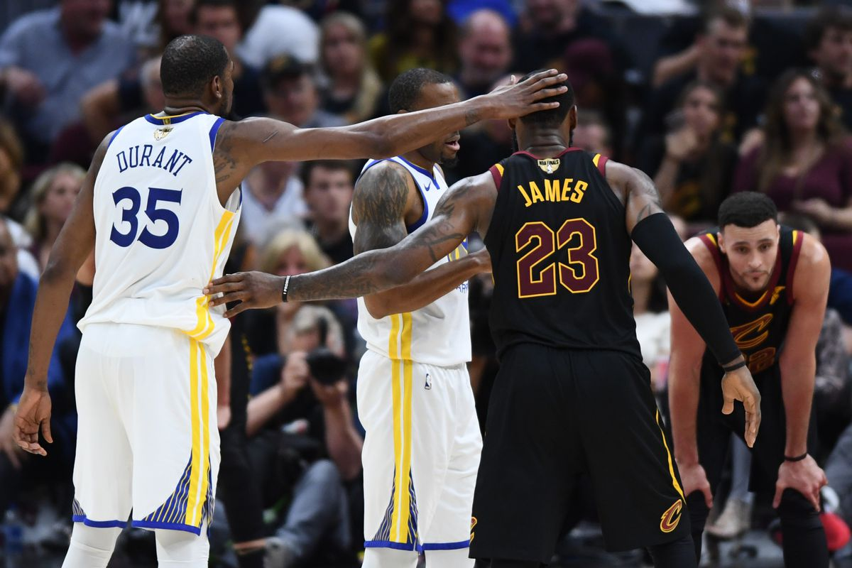 3ad01e9db4c Preview: Warriors are in Cleveland to visit the Cavaliers' tombstones