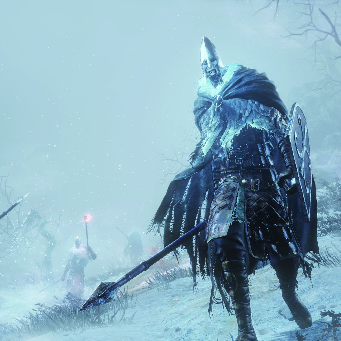 Dark Souls 3: Ashes of Ariandel review | Polygon