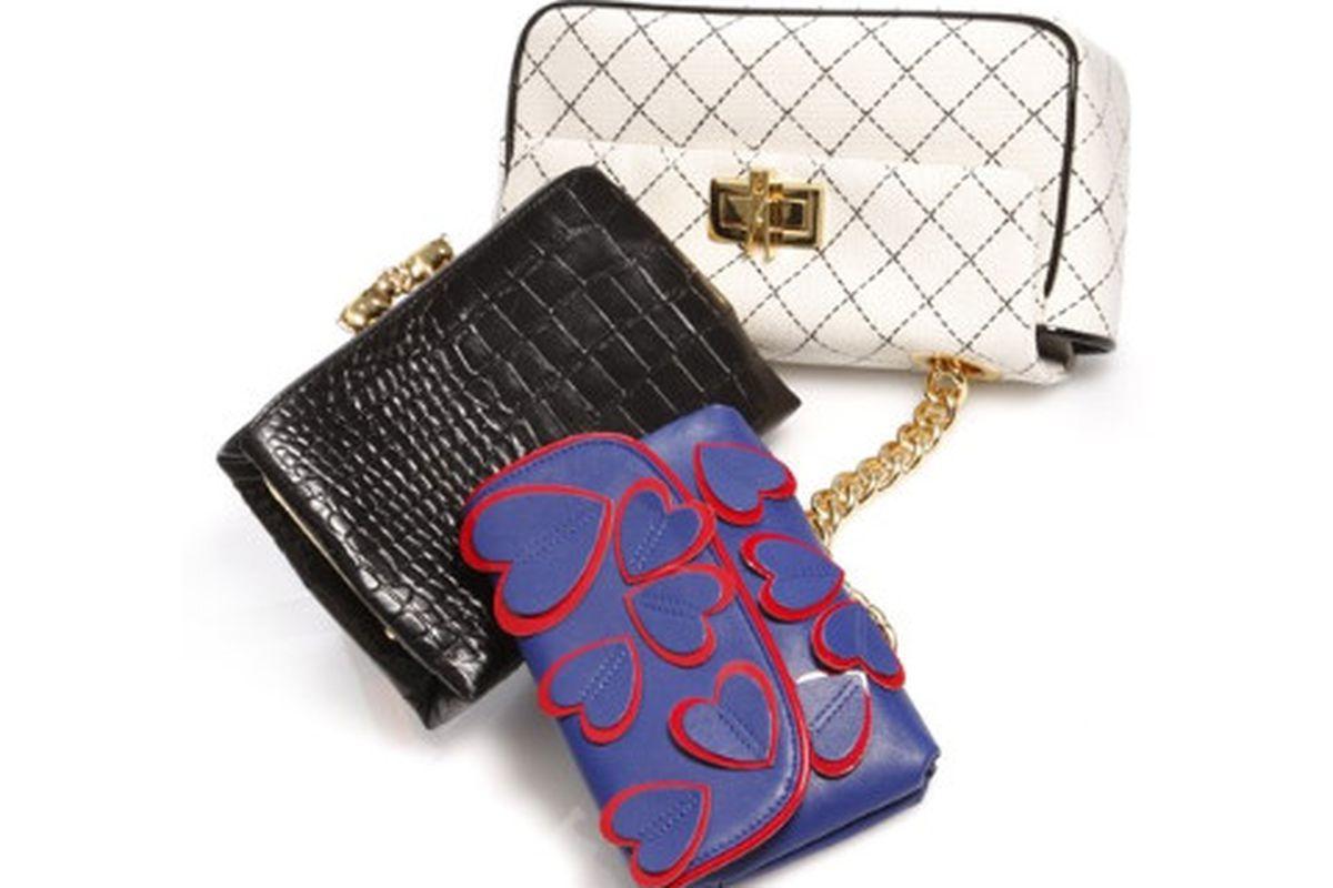 "Image via <a href=""http://www.wwd.com/fashion-news/moschino-launches-contemporary-line-2345866?browsets=1255928894993#/wwd"">WWD</a>"
