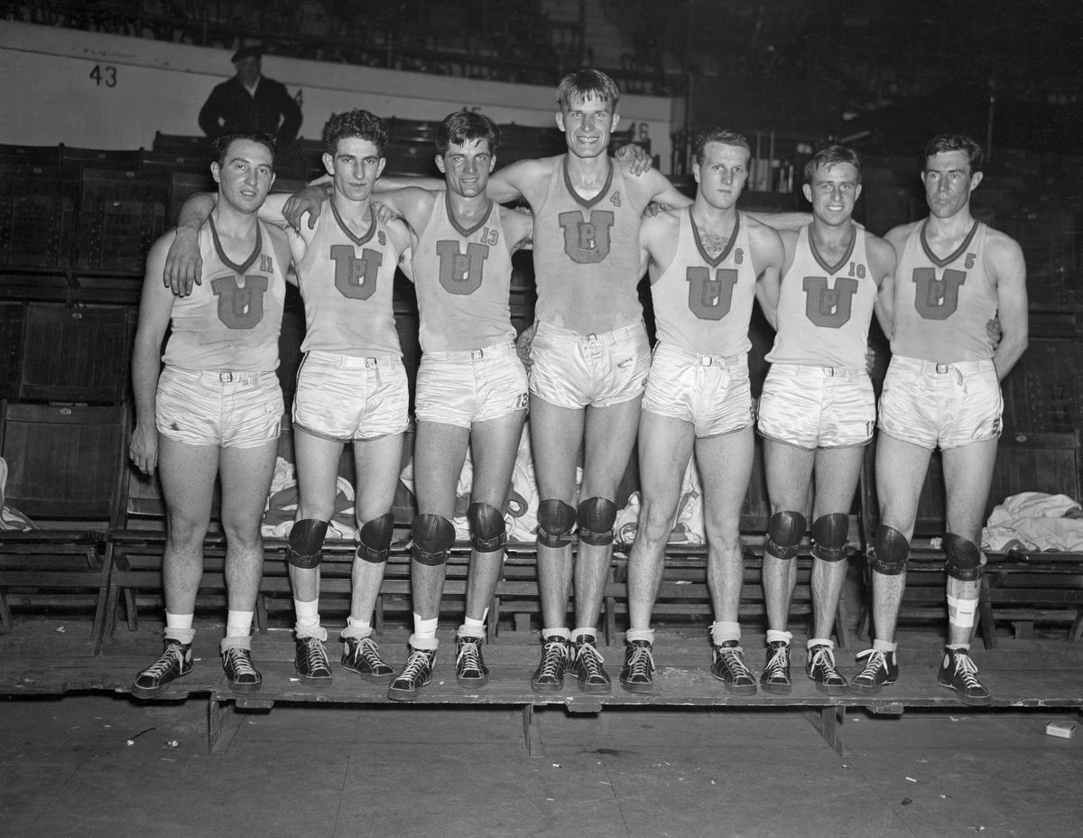 1936 US Olympic Basketball Team