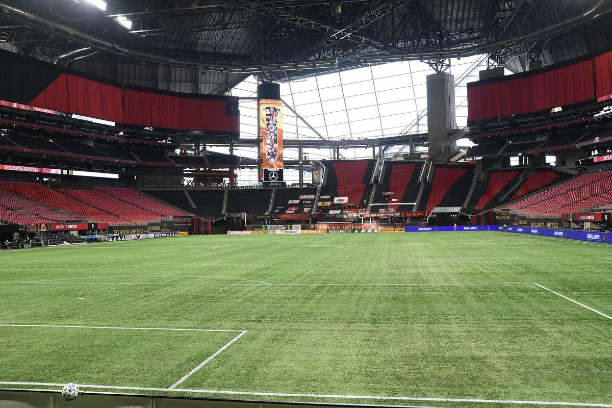 Nashville SC v Atlanta United FC