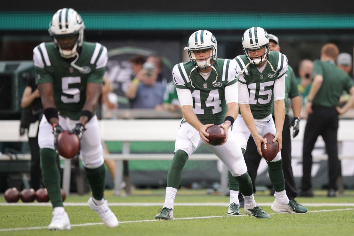 acdb1eeb Is the Jets' quarterback situation as good as it looks? Let's review ...
