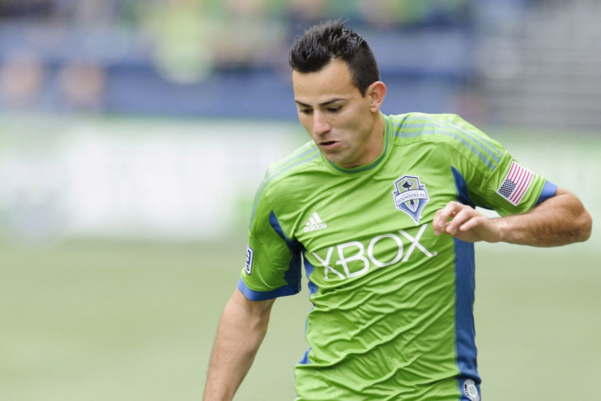 Pappa's skills will be missed over the next two weeks.  How do he Sounders adjust?