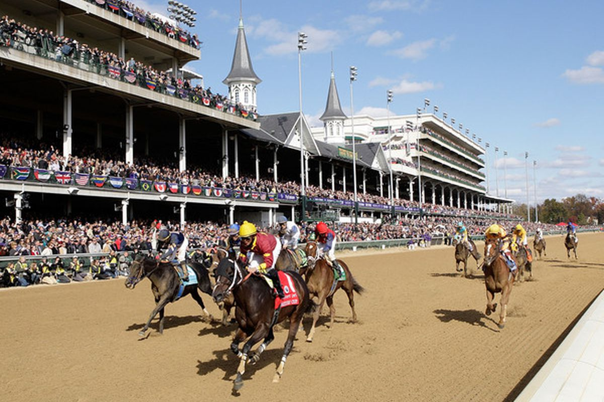 Big Drama was the only horse at the 2010 Breeders' Cup to win a race off of a layoff of nine weeks or longer.  Tizway and Twirling Candy will attempt to duplicate that feat in 2011.