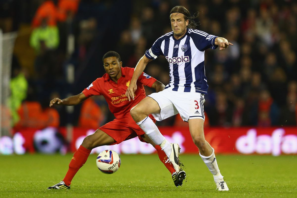 West Bromwich Albion v Liverpool - Capital One Cup Third Round