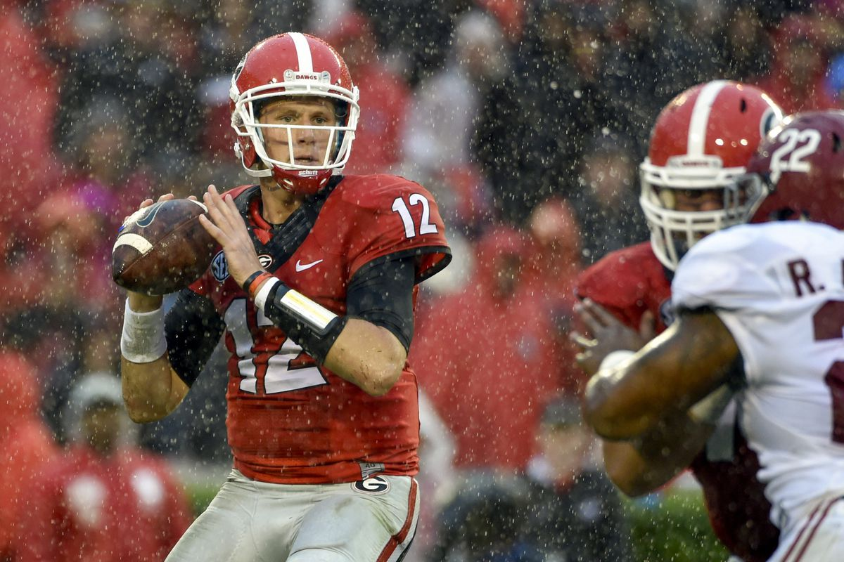 QB Brice Ramsey has change of heart, staying at Georgia