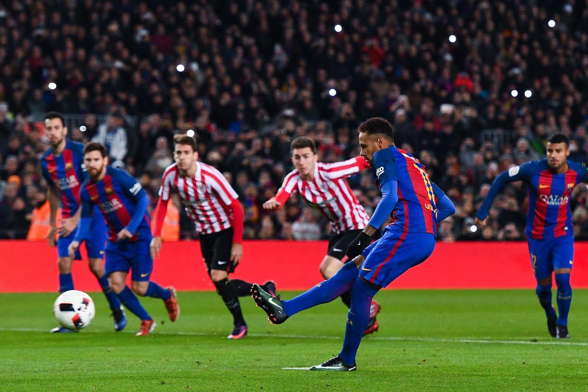Barcelona vs Athletic Bilbao, 2017 Copa del Rey: Final ...