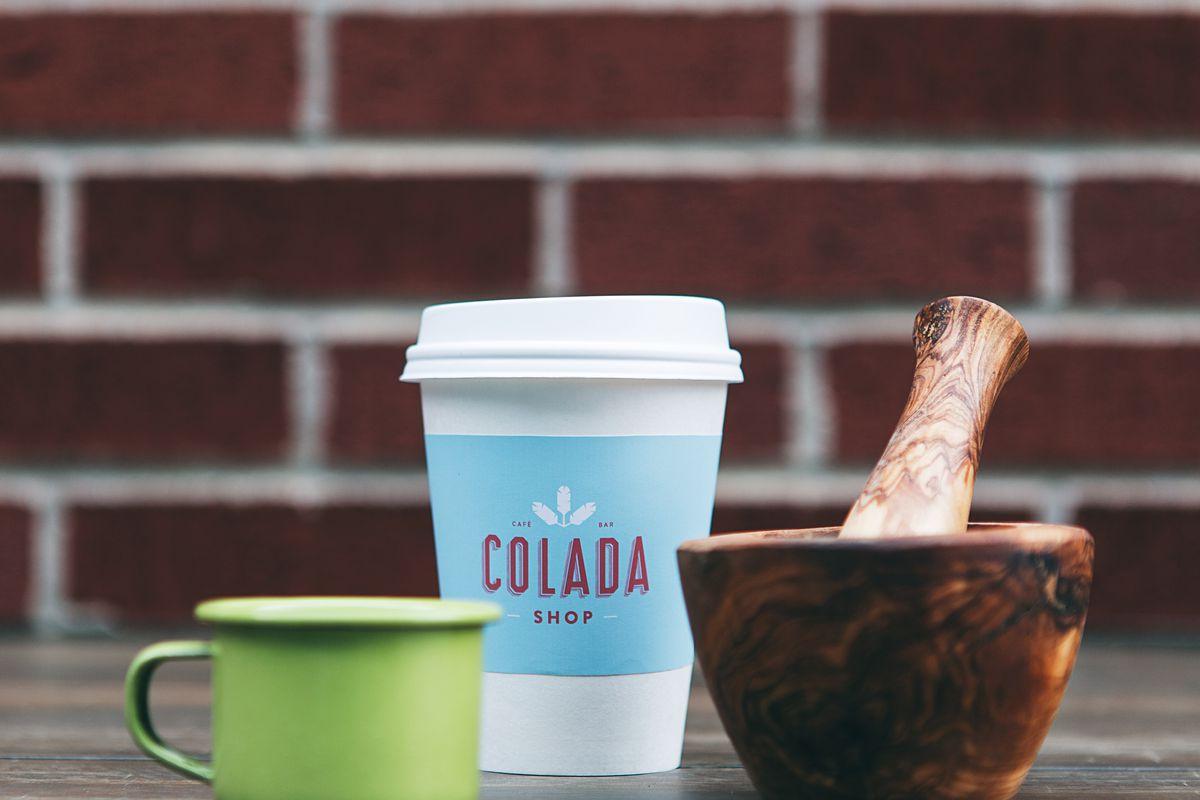 Colada Shop coffee