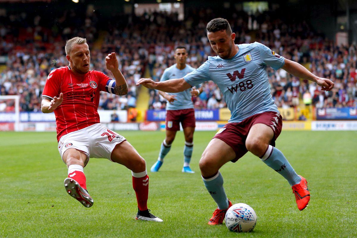 Charlton Athletic v Aston Villa - Pre-Season Friendly - The Valley