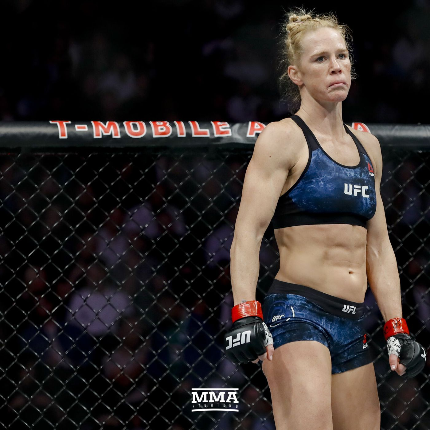 Holly Holm vs. Irene Aldana moved to Oct. 3 UFC main event - MMA Fighting