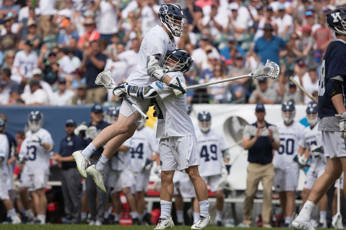 NCAA Lacrosse: Men's Championship-Semifinal-Yale vs Penn State