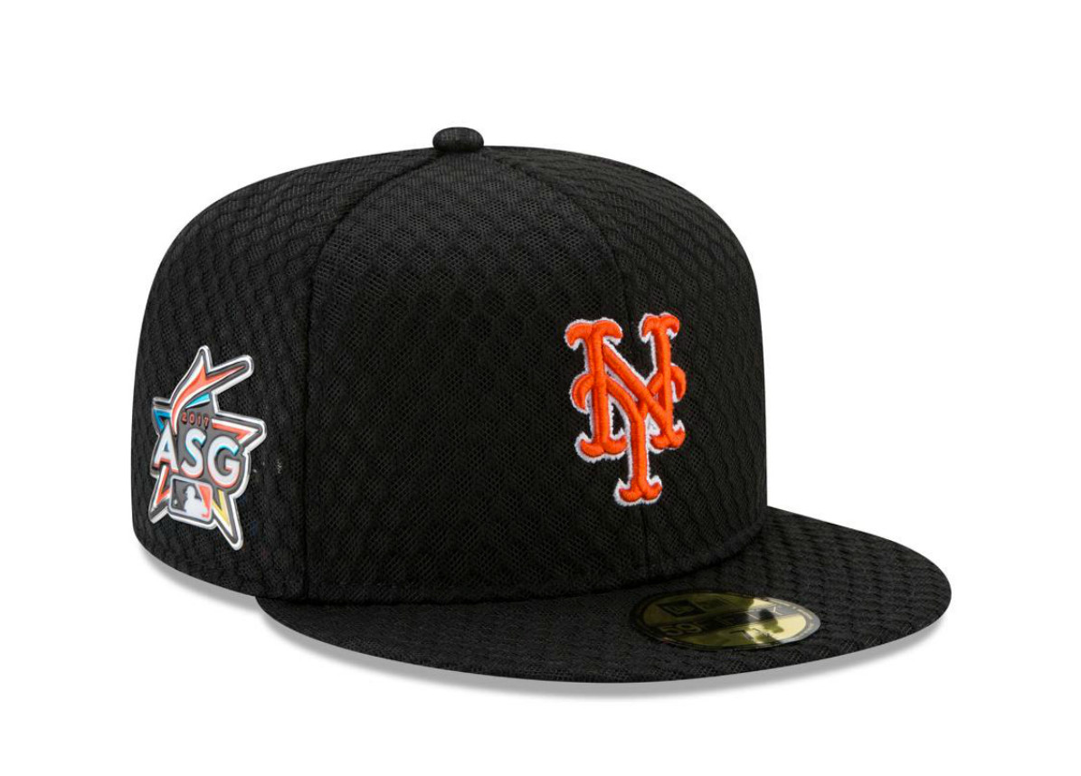 Mets All-Star Game workout day cap 2017