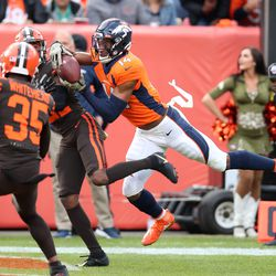 November 2019: In Week 9, it was announced that the Broncos were benching veteran QB Joe Flacco in favor of QB Brandon Allen, who would be making his first career start. Sure enough, Allen tossed two quick touchdown passes of 21 and 75 yards to WR Courtland Sutton and TE Noah Fant en route to a 24-19 win. The loss set Cleveland's record at 2-6.