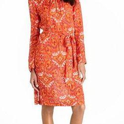"<b>Diana</b> dress, <a href=""http://www.toryburch.com/DIANA-DRESS/51111424,default,pd.html?dwvar_51111424_size=2&dwvar_51111424_color=608&start=20&cgid=sale"">$237</a> (originally $395)."