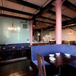 China Blue Cafe China S New Shanghainese Sister Eater Ny