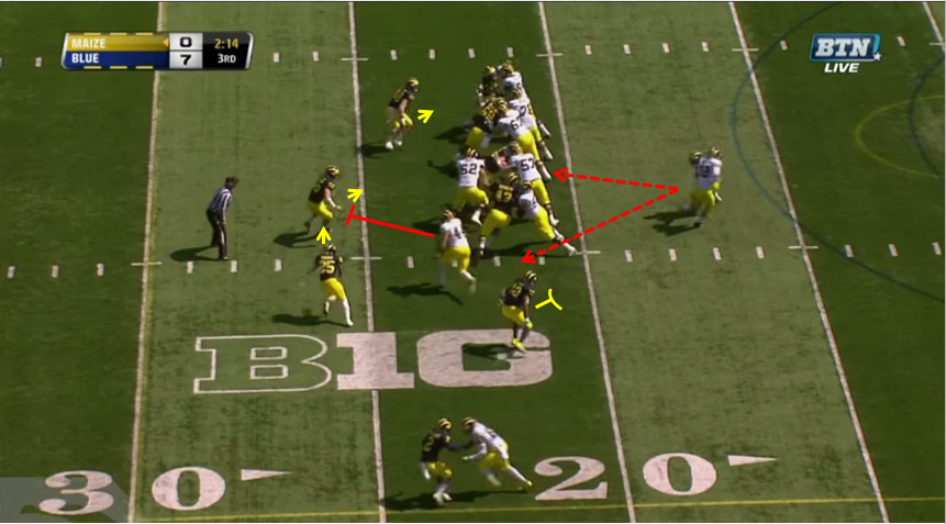 Smith Inside Zone for 8 - 2