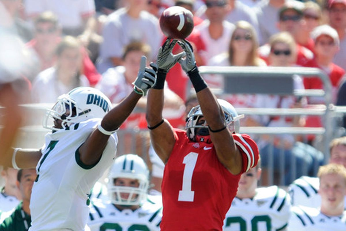 All eyes on Ohio and Ohio State in week 1
