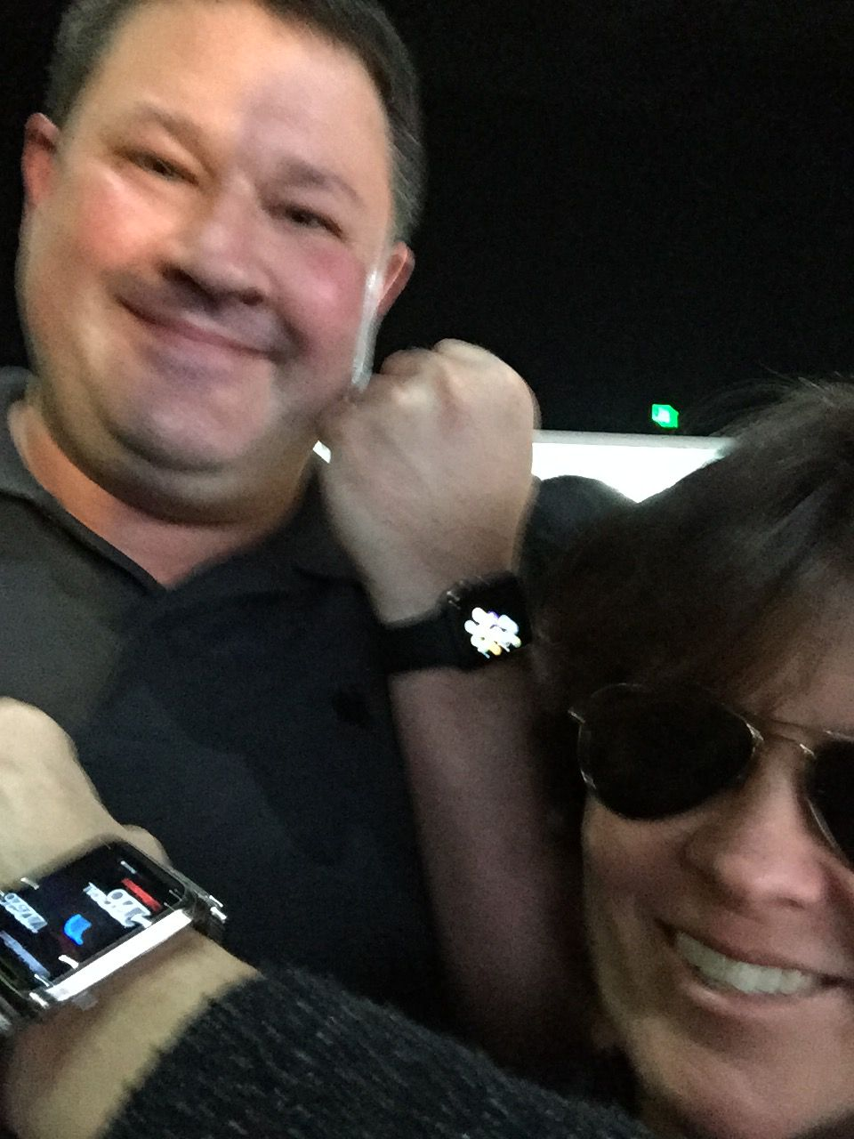 My Apple Watch BFF Kurt!