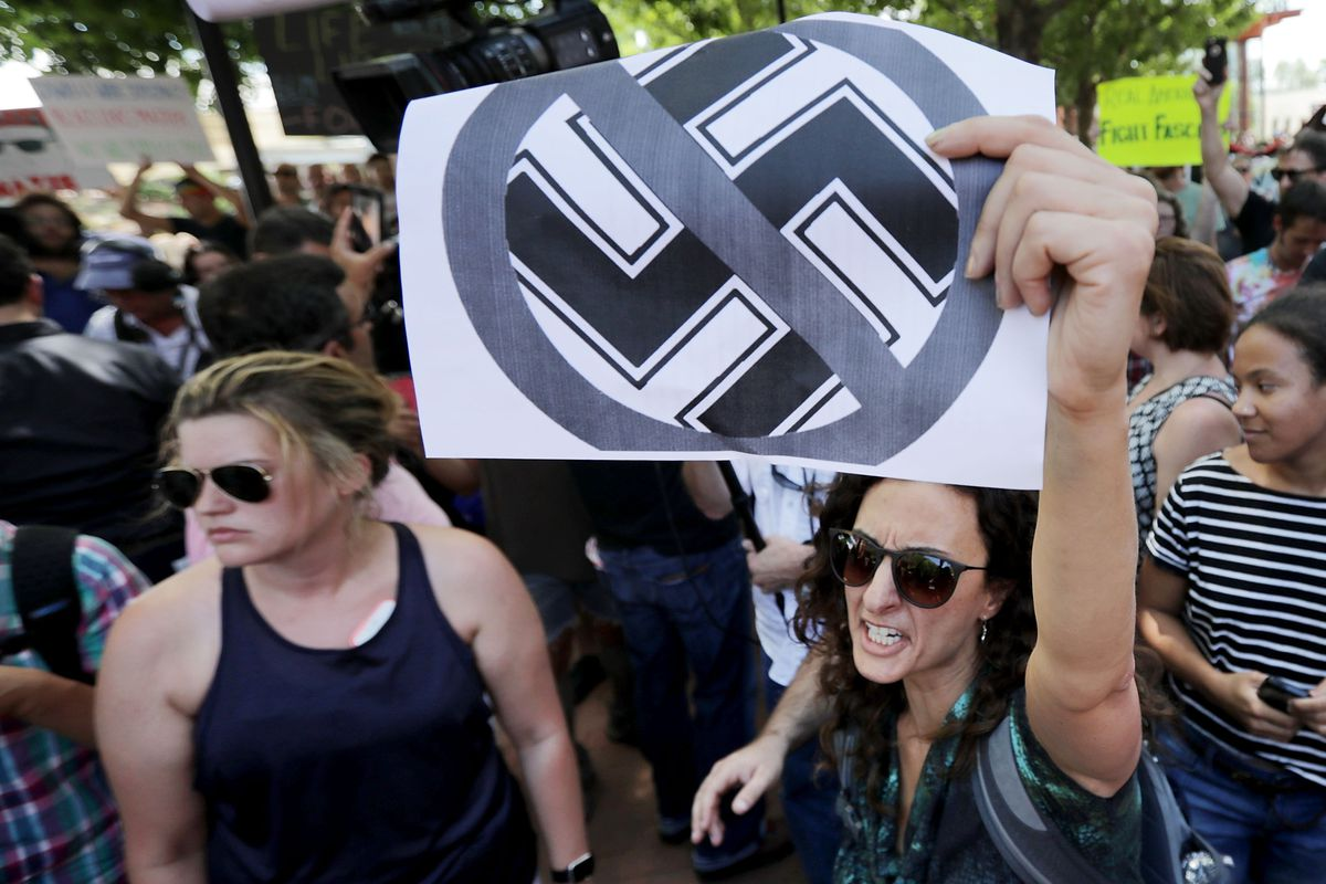 Facebook and Twitter aren't changing their terms of service following violent protests in Charlottesville