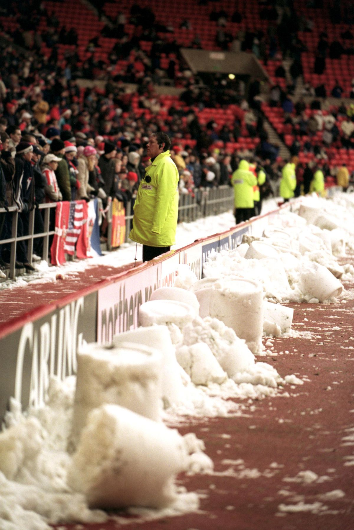 Soccer - FA Barclaycard Premiership - Sunderland v Everton