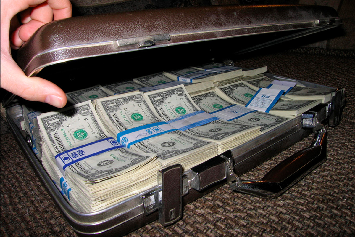 $4,500 in cold, hard cash. Much more than Rep. McAllister expected to get.