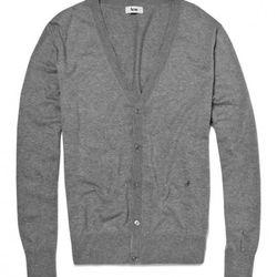 Acne - Cotton Cardigan<br />$210 (50% off) = $105