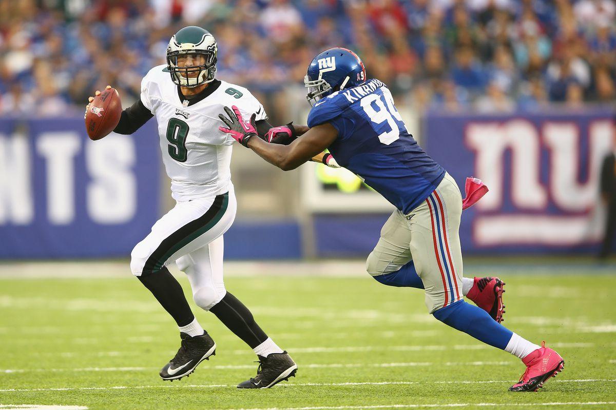 Eagles vs. Giants score updates - Bleeding Green Nation